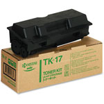 Kyocera Toner Cartridge for FS 1000+, 1010, Black
