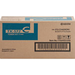 Kyocera Toner Cartridge f/5400/7035, 12,000 Page Yield, Cyan