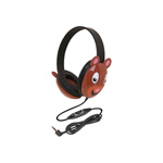 Ergoguys Califone Listening First Stereo Headphone 2810-BE - Headphones