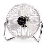 "Lakewood Engineering Three Speed High Velocity Air Circulator with 18"" Head, Chrome"