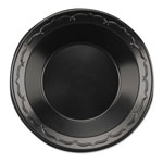 Genpak Foam Bowl, 12 OZ, Black