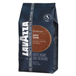 Lavazza Super Crema Vacuum-Packed Espresso Coffee, 2.2 lb. Packet