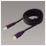 Belkin F3U133V06GLD Hi Speed USB 2.0 Gold Series Cable, 6 ft