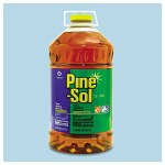 Pine Sol Disinfecting Cleaner, Case of 6