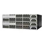 Cisco Catalyst 3750X-24T-S - Switch - 24 Ports - Managed - Rack-Mountable