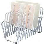 "Lee Recycled Expandable Collator/Organizer File, 18 Sections, 8-1/2""d"