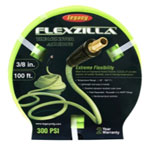"Legacy 3/8"" x 100' Flexzilla Air Hose with 1/4"" MNPT"