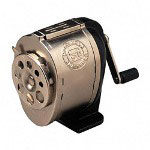"Charles Leonard Pencil Sharpener With 8 Different Sizes, 2 3/4""x4 3/4""x6"""