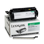 Lexmark High Yield Toner for Optra T610, 612, 614, 616, Return Program, Black