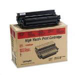 Lexmark High Yield Toner Cartridge for IBM 4019, 4019AS, 4019E, 4029 Pageprinter, Black