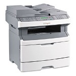Lexmark X264DN Color Multifunction Laser Printer with Networking and Duplex Printing