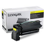 Lexmark High Yield Print Cartridge for C752 Series, Yellow