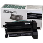Lexmark High Yield Print Cartridge for C752L, Return Program, Black