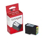 Lexmark #32 (18C0032) Black Ink Cartridge