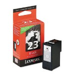 Lexmark #23 (18C1523) Black Ink Cartridge