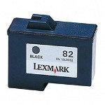 Lexmark Ink Cartridge for Color Jetprinters Z55, Z65 Series, X5150, & Others, Black
