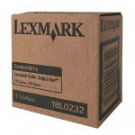 Lexmark Ink Cartridge; Color Jetprinters Z55, Z65 Series, X5150, & Others, Black, 3/Pack