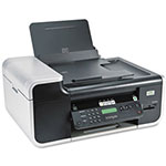 Lexmark X6675 Color Multifunction Inkjet Printer (Copier/ Printer/ Scanner) with Wireless Networking