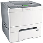 Lexmark C544DTN Color Laser Printer with Duplex Printing