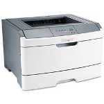 Lexmark E260D Monochrome Laser Printer with Duplex Printing