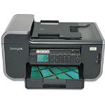 Lexmark Prevail PRO705 Color AllInOne Inkjet Printer with Wireless Networking and Duplex Printing