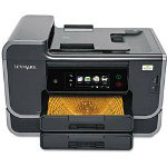 Lexmark Platinum PRO905 Color AllInOne Inkjet Printer with Wireless Networking and Duplex Printing