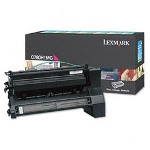 Lexmark C780H1MG Return Program High Yield Magenta Toner Cartridge, 10,000 Pages
