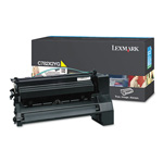 Lexmark C782X2YG Toner Cartridge, Extra High-Yield, Yellow