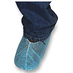 Impact Disposable Shoe Cover, Non-Skid, PP, 150PR/CT, BE