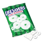 Lifesavers® Hard Candy, Wint-O-Green Flavor, Individually Wrapped, 6.25oz Bag