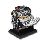 1/6 Scale 426 C.I. Hemi Top Fuel Dragster Engine Replica