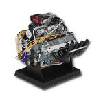 1/6 Scale 427 C.I. Ford Top Fuel Dragster Engine Replica