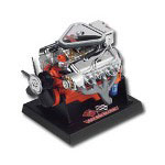 1/6 Scale 427 C.I. Chevy Big Block L89 Tri Power Replica Engine