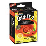 Cold-Eeze® Cherry And Honey Lemon Zinc Lozenges, One-Day Supply