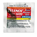 Tylenol® Single-Dose Refill Pack, Extra-Strength, 30 ct