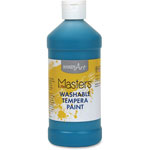 Little Masters Washable Paint, Turquoise, 16 oz