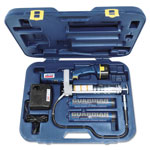 Lincoln Lubrication PowerLuber Grease Gun, with Case and Battery