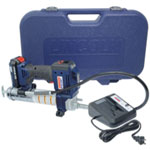 Lincoln Lubrication 20V Lithium-Ion PowerLuber Kit with Single Battery