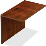 "Lorell Top 1-1/2"" Bridge, 42"" x 24"", 30"", Cherry"