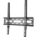 Lorell Mounting Bracket for TV, Black