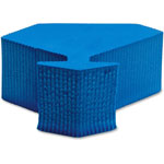 Lorell Door Wedge, Blue