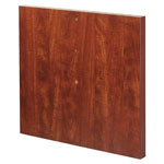 "Lorell Straight Conf Base, 2""x30""x27-1/2"", Cherry"