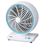 Lorell Digital Ceramic Heater, White
