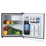 Lorell Compact Refrigerator, 1.6 CFt, Black