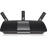 Linksys Wireless Dual-Bank Smart Wi-Fi Router, Black