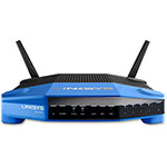 Linksys AC1200 Smart WIFI Router, Black/Blue