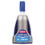 Henkel Consumer Adhesives Super Glue Easy Squeeze Gel, .14 oz, Super Glue Liquid