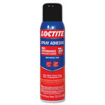 Loctite Spray Adhesive, High Performance, 13.5oz., Red/Blue