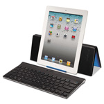Logitech Tablet Keyboard For iPad, Black