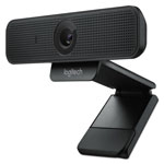 Logitech C925e Webcam, 1080p, Black